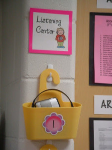 Picture From The Clutter-Free Classroom