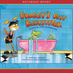 Froggy's Best Babysitter Audio Book Tales2go