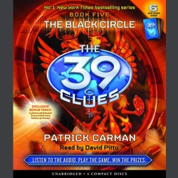 The 39 Clues Audio Book Tales2go